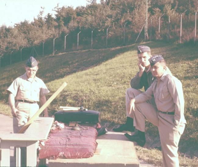 "The Real First ""C"" Flight Commander – Capt. Richard S. Becker"