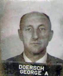 George A Doersch (photo courtesy of Lee Kyser)