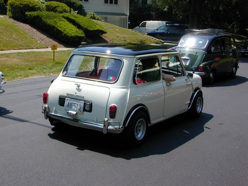 Formerly Lee Kyser's Mini Cooper S (photo courtesy of Lee Kyser)