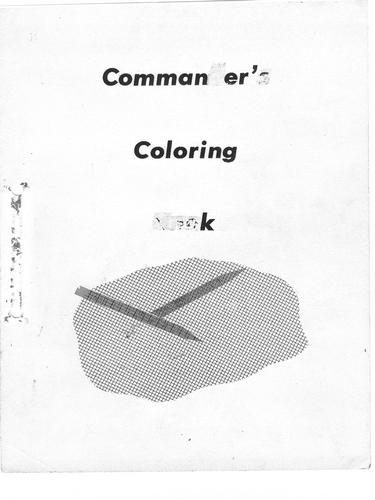 Crew 3-7 Coloring Book