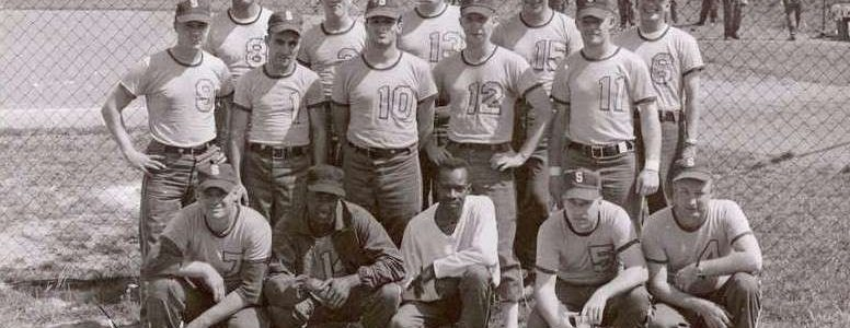 1962 Sembach Tiger Fast Pitch Softball Team