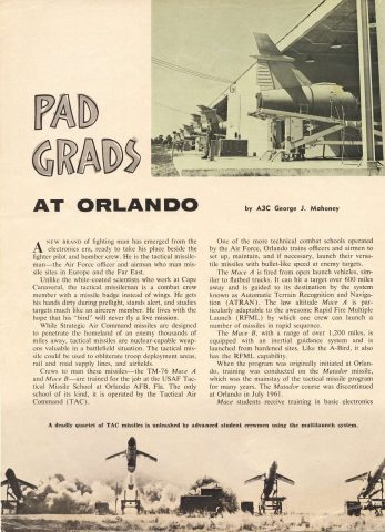 Pad Grads (Courtesy of Jack Attebury)