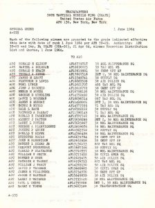 Special Order A-535 (38th TMW / HQ)