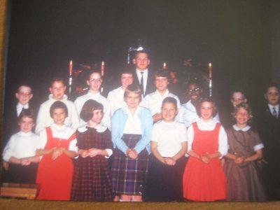 Sembach Youth Choir – 1961/62