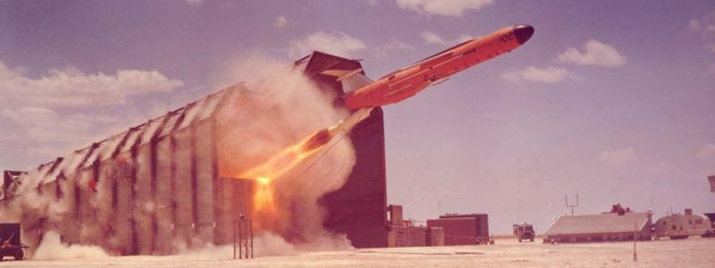 Mace Test Launch