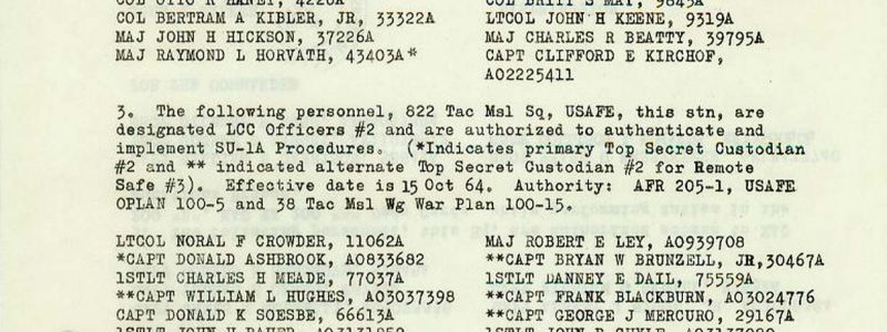 Special Order M-411 (38th TMW / HQ)