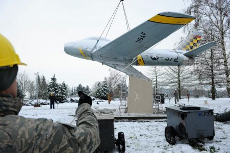 Sembach Annex Loses Its Last Aircraft