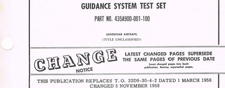 Guidance System Test Set