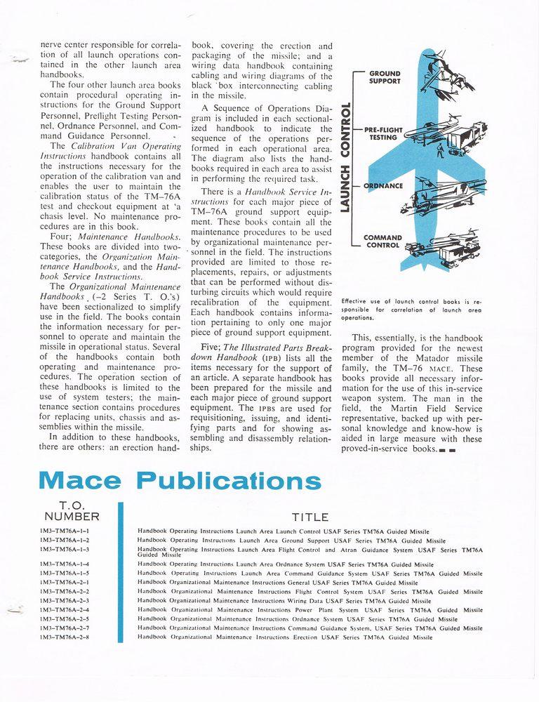 Martin Service News (Courtesy of John Mulac)