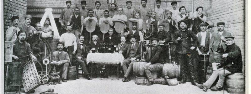 Grünstadt – Jost Brewery Picture
