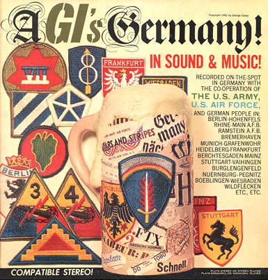 A GI's Germany (Volume #1)