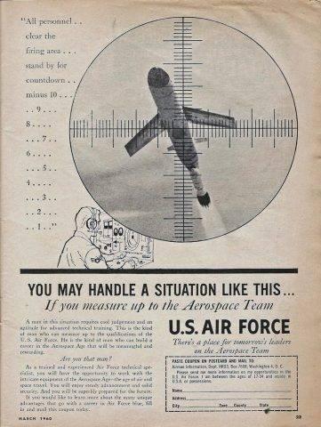 AF Recruiting Ad