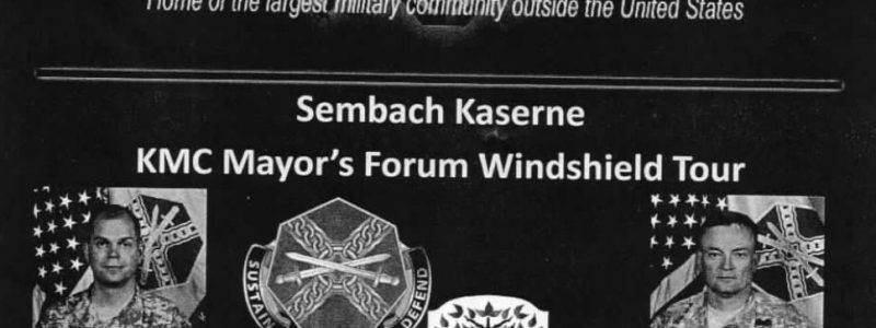 Sembach Kaserne Windshield Tour