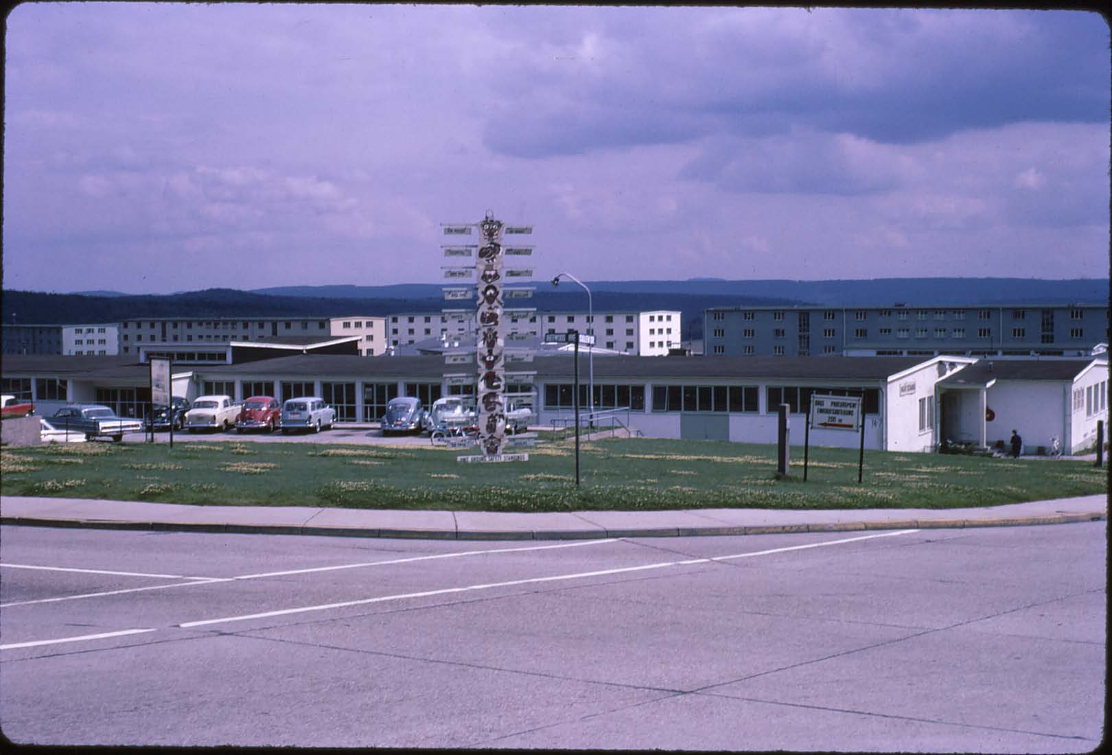 Sembach Photos 1960s Sembach Missileers