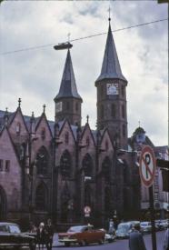 The Stiftskirche