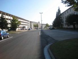Barracks Road
